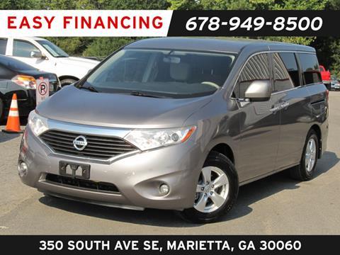 2012 Nissan Quest for sale in Marietta, GA