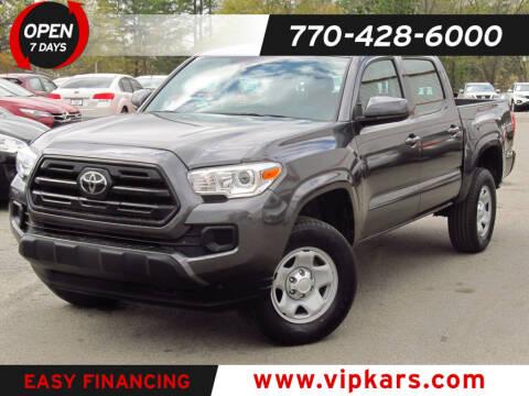 2018 Toyota Tacoma for sale at VIP Kars in Marietta GA