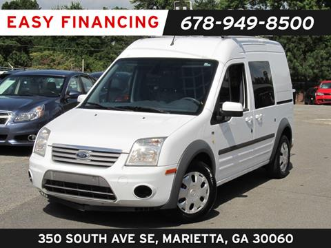2013 Ford Transit Connect for sale in Marietta, GA