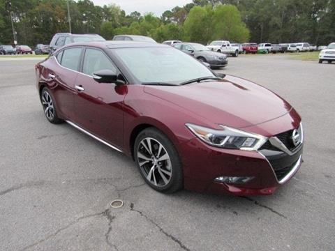 2018 Nissan Maxima for sale in Albertville, AL