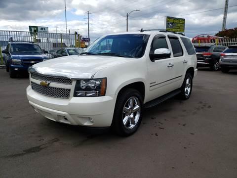 2011 Chevrolet Tahoe for sale in Detroit, MI