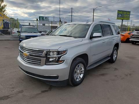 2018 Chevrolet Tahoe for sale in Detroit, MI