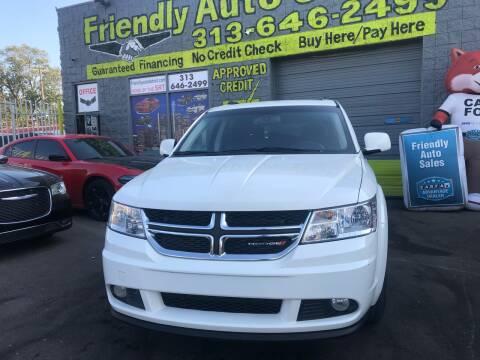 2019 Dodge Journey for sale at Friendly Auto Sales in Detroit MI