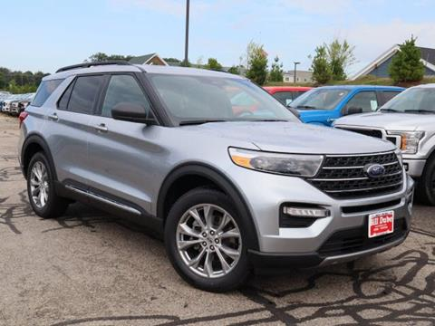 2020 Ford Explorer for sale in Dover, NH