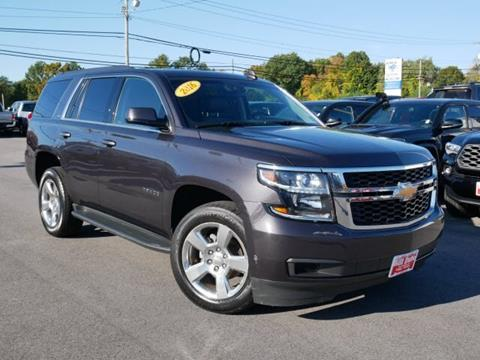 2016 Chevrolet Tahoe for sale in Dover, NH