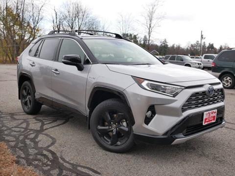 2019 Toyota RAV4 Hybrid for sale in Dover, NH