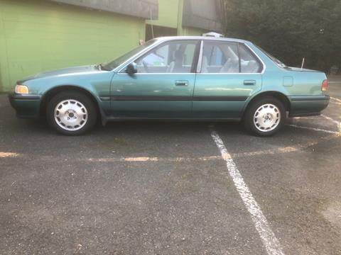 1992 Honda Accord for sale in Portland, OR