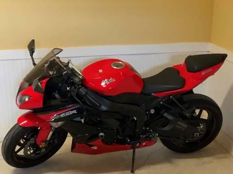 2012 Kawasaki Ninja ZX-6R for sale at 3 Brothers Motorsports LLC in Jefferson GA