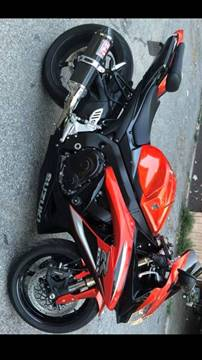 2009 Suzuki GSX-R600 for sale at 3 Brothers Motorsports LLC in Jefferson GA