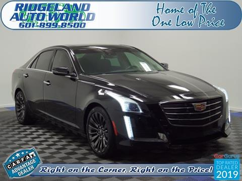 2016 Cadillac CTS for sale in Ridgeland, MS