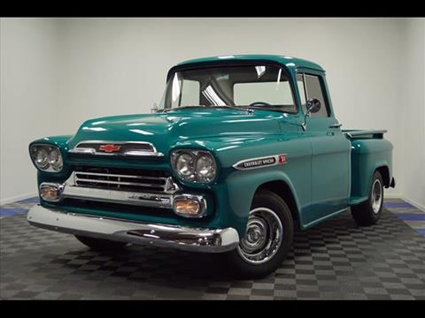 1959 Chevrolet Apache for sale in Ridgeland, MS