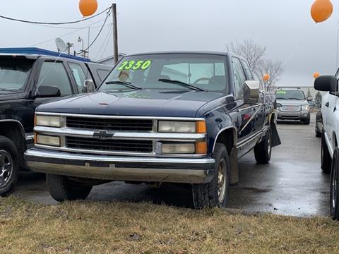 1998 Chevrolet C/K 2500 Series for sale in Imlay City, MI