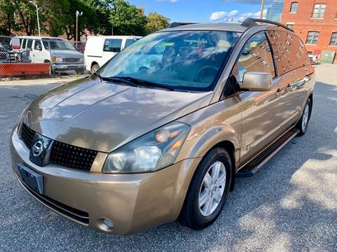 2004 Nissan Quest for sale in Worcester, MA
