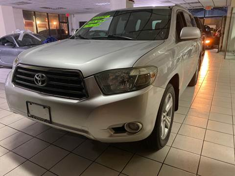 2008 Toyota Highlander Sport for sale at MANA AUTO SALES in Miami FL