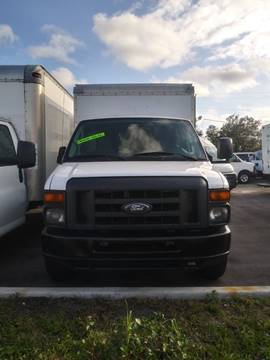 2012 Ford E-Series Chassis for sale at MANA AUTO SALES in Miami FL