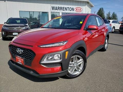 2019 Hyundai Kona for sale in Warrenton, OR