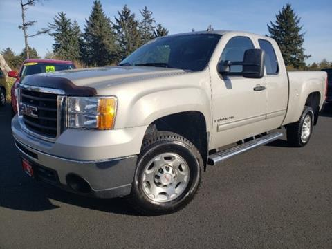 2009 GMC Sierra 2500HD for sale in Warrenton, OR