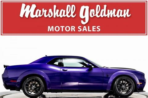 2019 Dodge Challenger for sale in Cleveland, OH