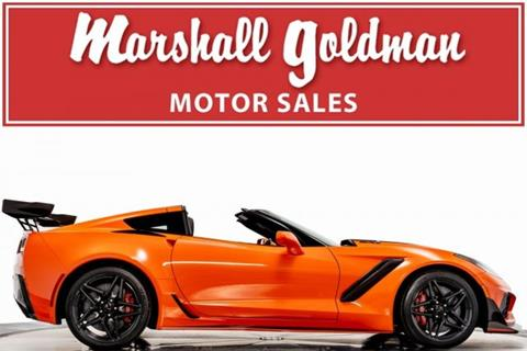 2019 Chevrolet Corvette for sale in Cleveland, OH