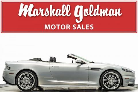 2010 Aston Martin DBS for sale in Cleveland, OH