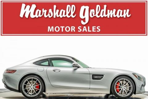 2016 Mercedes-Benz AMG GT for sale in Cleveland, OH