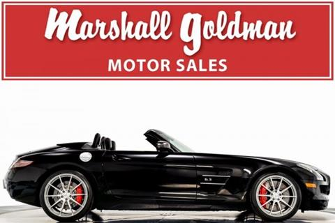 2012 Mercedes-Benz SLS AMG for sale in Cleveland, OH