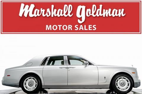2004 Rolls-Royce Phantom for sale in Cleveland, OH