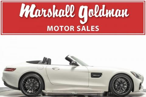 2018 Mercedes-Benz AMG GT for sale in Cleveland, OH