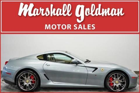 2007 Ferrari 599 for sale in Cleveland, OH
