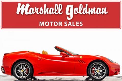 2012 Ferrari California for sale in Cleveland, OH