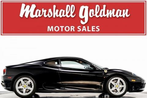 2004 Ferrari 360 Modena for sale in Cleveland, OH