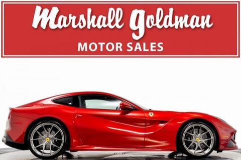2014 Ferrari F12berlinetta for sale in Cleveland, OH