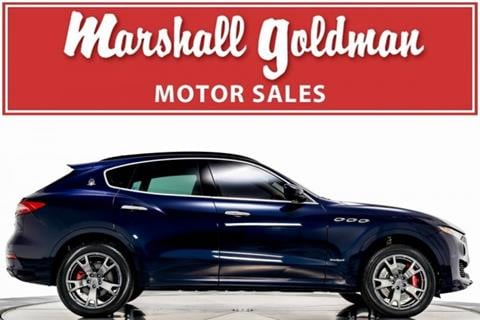 2018 Maserati Levante for sale in Cleveland, OH