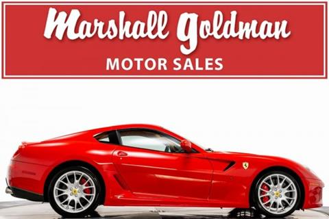 2008 Ferrari 599 GTB Fiorano for sale in Cleveland, OH