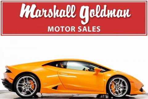 2015 Lamborghini Huracan for sale in Cleveland, OH