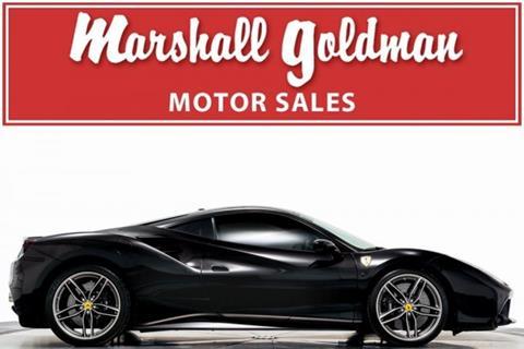 2016 Ferrari 488 GTB for sale in Cleveland, OH
