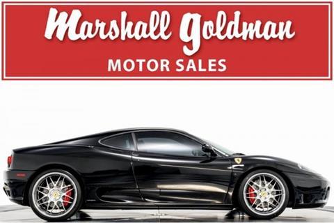 2003 Ferrari 360 Modena for sale in Cleveland, OH