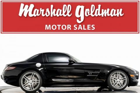 2011 Mercedes-Benz SLS AMG for sale in Cleveland, OH
