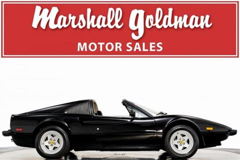 1981 Ferrari 308 GTS for sale in Cleveland, OH