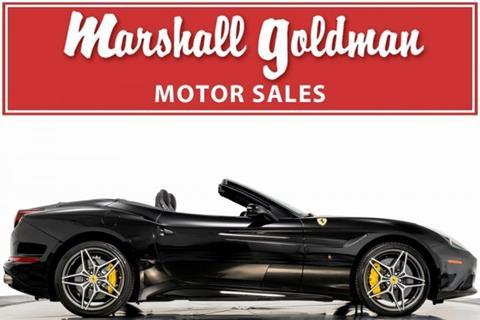 2016 Ferrari California T for sale in Cleveland, OH