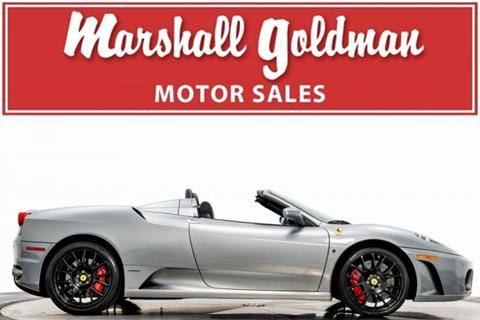 2008 Ferrari F430 Spider for sale in Cleveland, OH