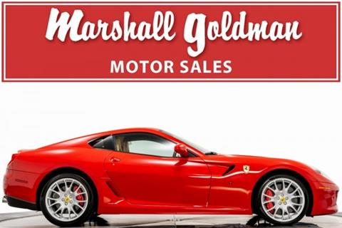2010 Ferrari 599 GTB Fiorano for sale in Cleveland, OH
