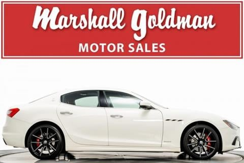 2018 Maserati Ghibli for sale in Cleveland, OH