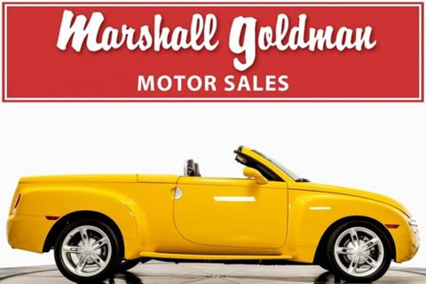 2004 Chevrolet SSR for sale in Cleveland, OH