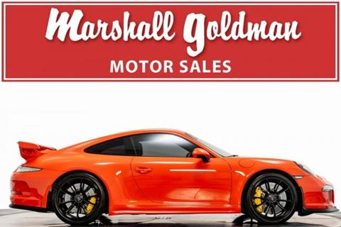 2016 Porsche 911 for sale in Cleveland, OH