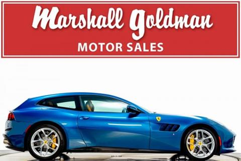 2018 Ferrari GTC4Lusso T for sale in Cleveland, OH