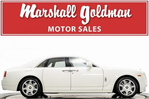 2011 Rolls-Royce Ghost for sale in Cleveland, OH