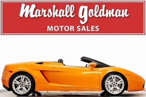 2007 Lamborghini Gallardo for sale in Cleveland, OH