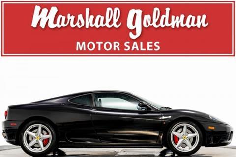 1999 Ferrari 360 Modena for sale in Cleveland, OH