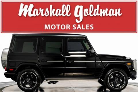 2016 Mercedes-Benz G-Class for sale in Cleveland, OH